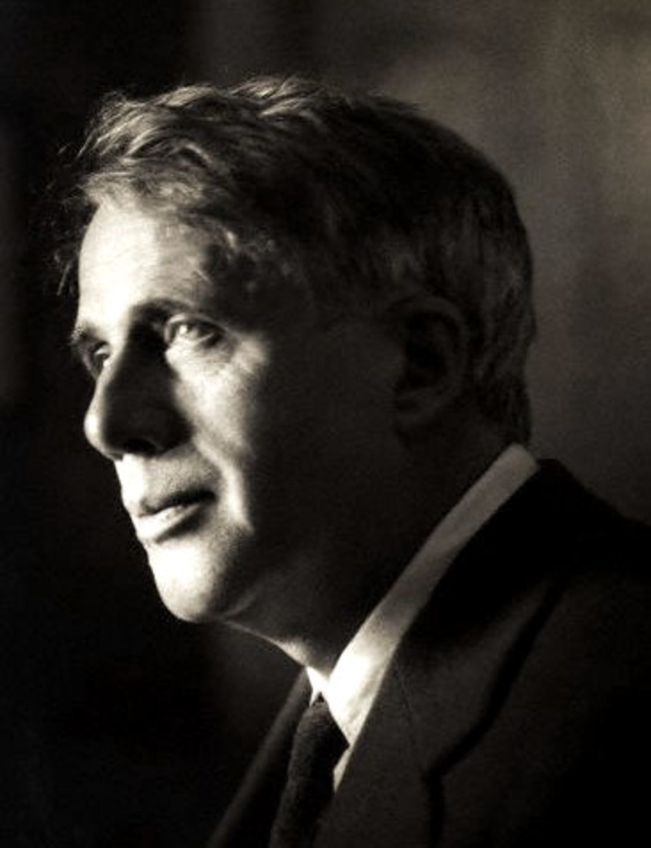 Robert frost essays road not taken