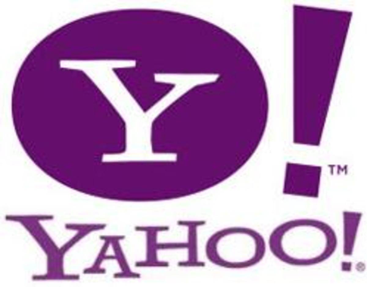 Image of Yahoo! Logo