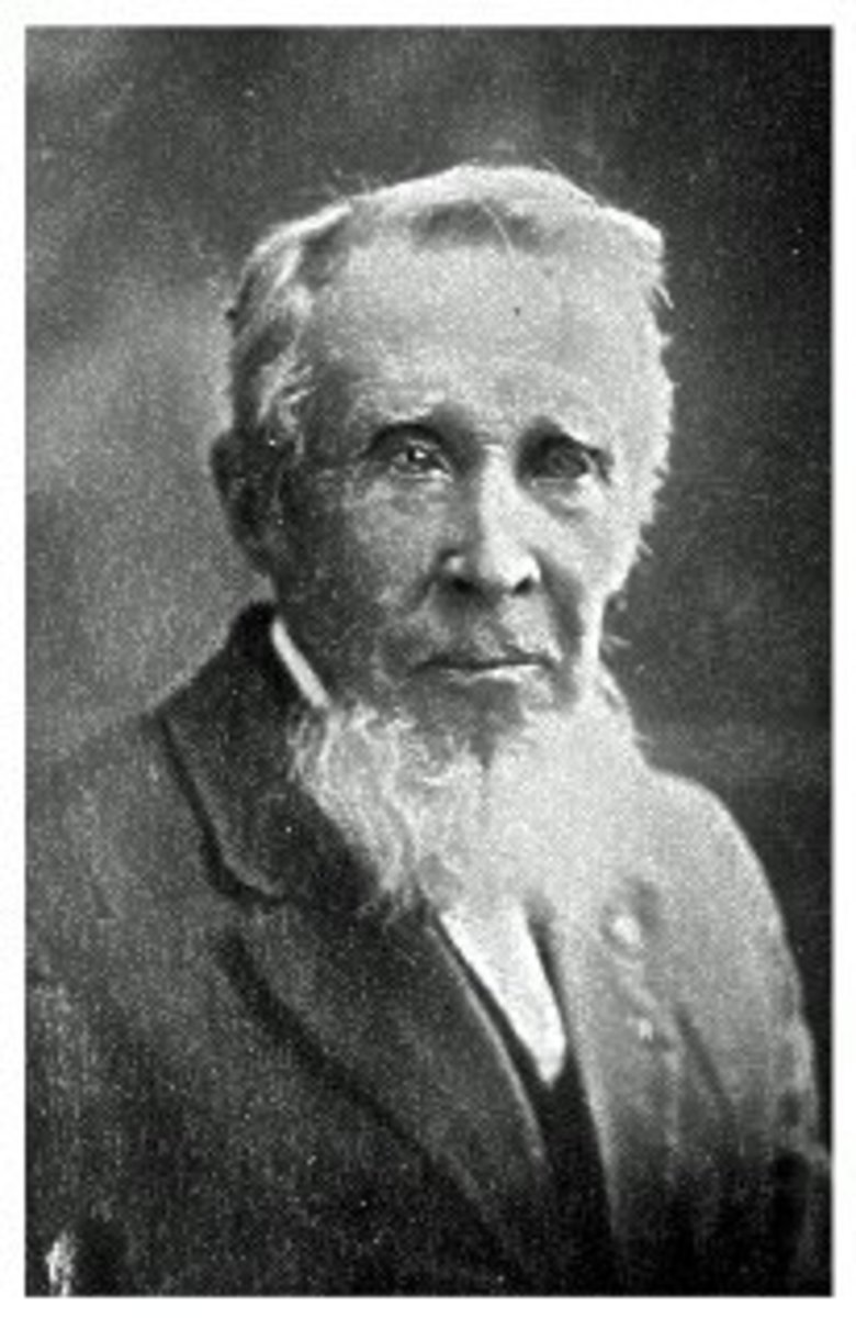 Abraham Bates Tower: Civil War Veteran