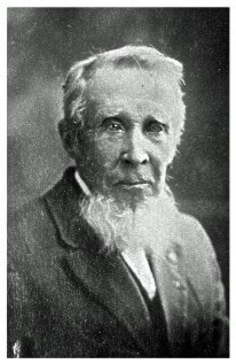 Abraham Bates Tower: Civil War Veteran