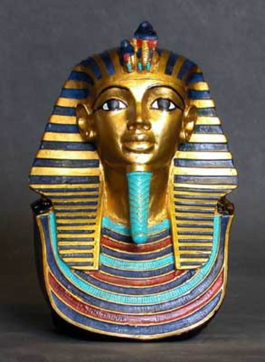 The Ancient Egyptian Burial Rite of Mummification