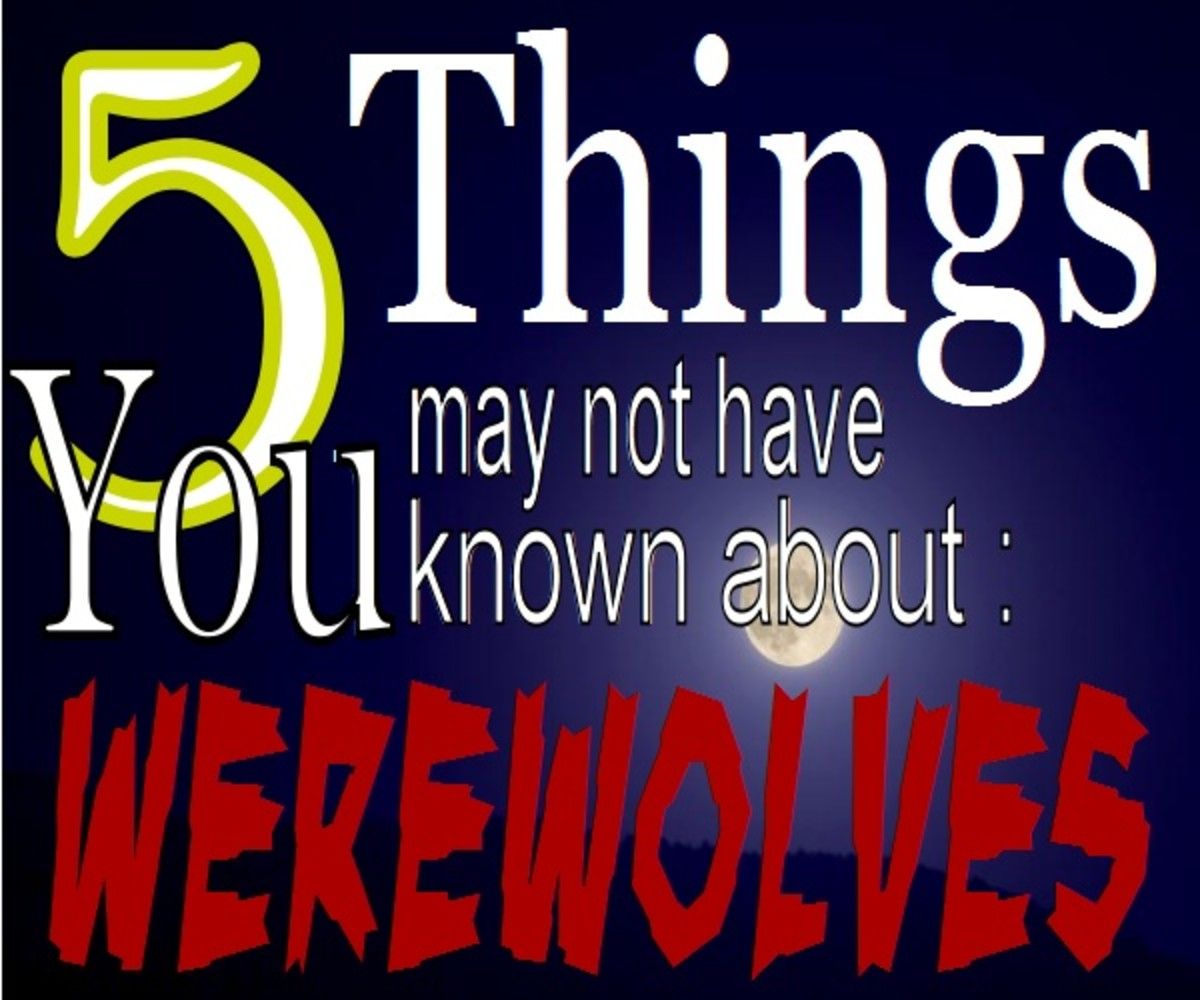 Werewolf Facts