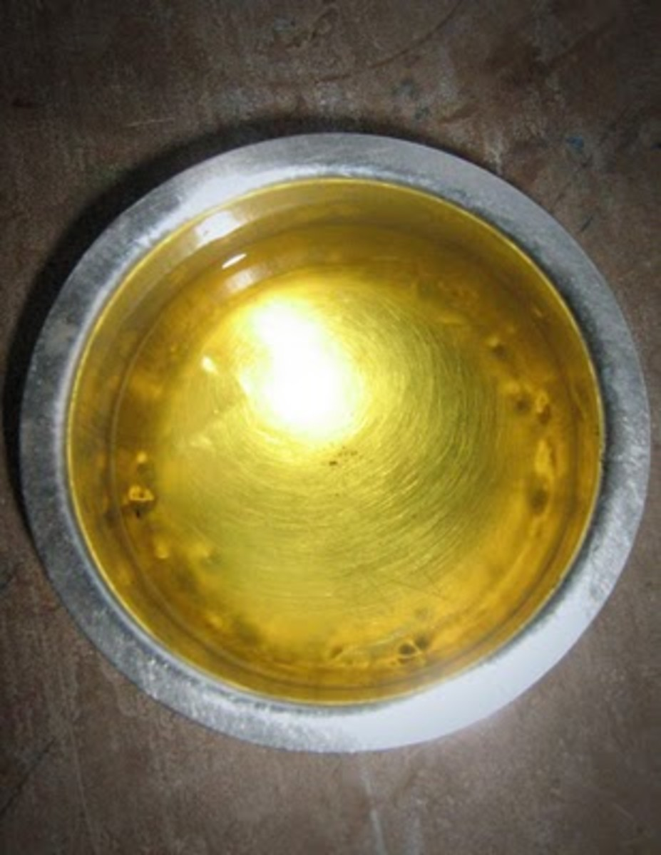 GAUMUTA OR COW'S URINE