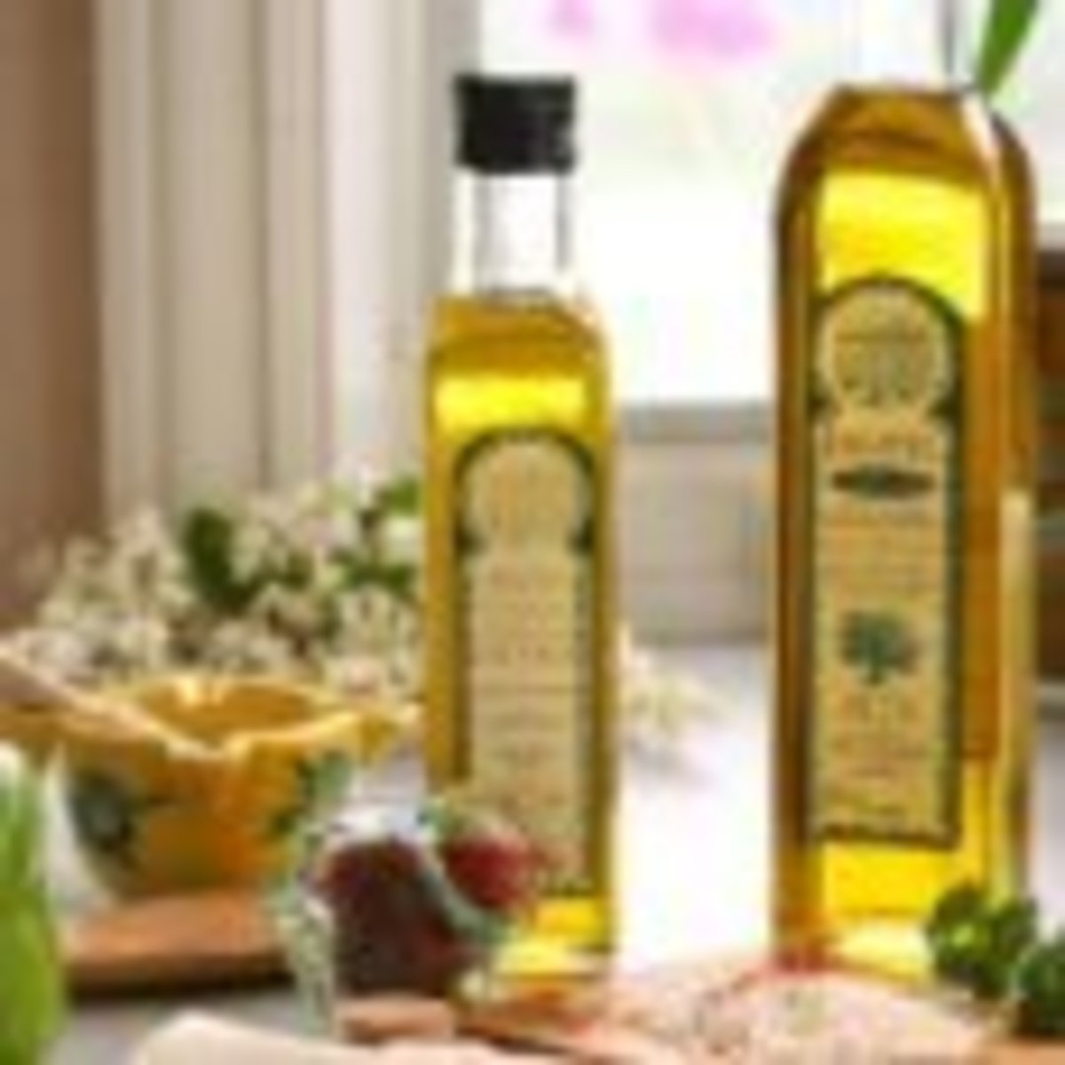 Olive Oil For Healing