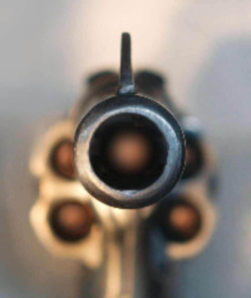 What to do next if you shoot someone who is breaking into your home!