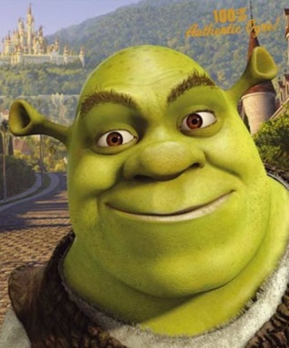 Shrek!-The Ultimate Fairy-tale