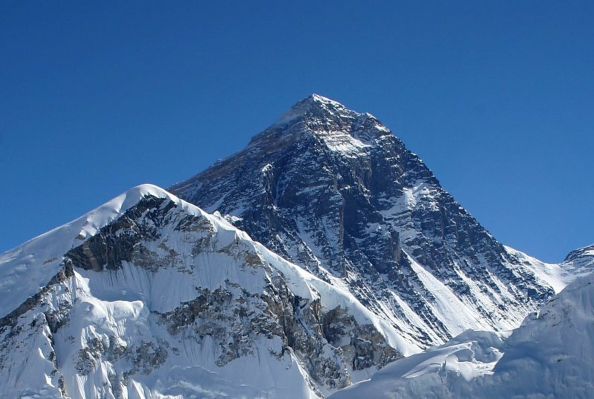 World's Highest Mountains - World's Tallest Mountain – and World's Largest Mountain