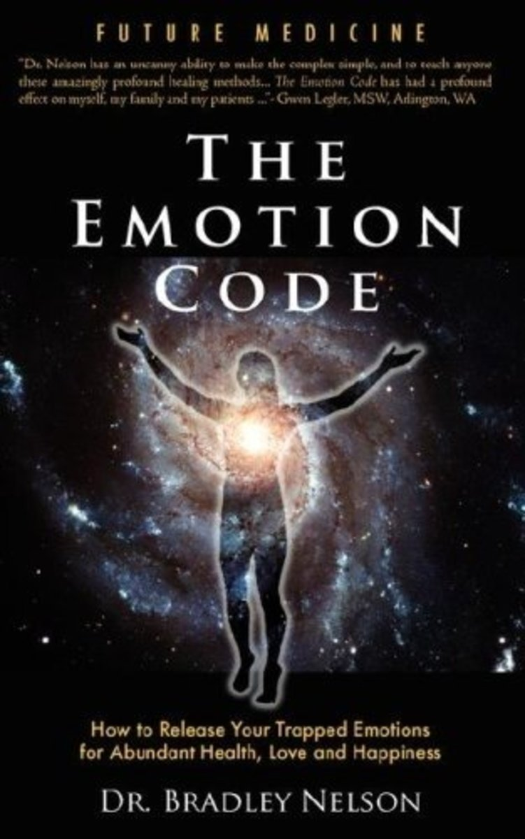 The Emotion Code Book Cover, 1st Edition, 2007