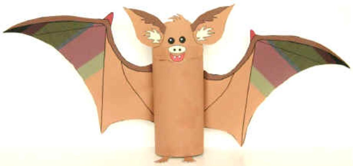 Halloween Bat Crafts Hubpages