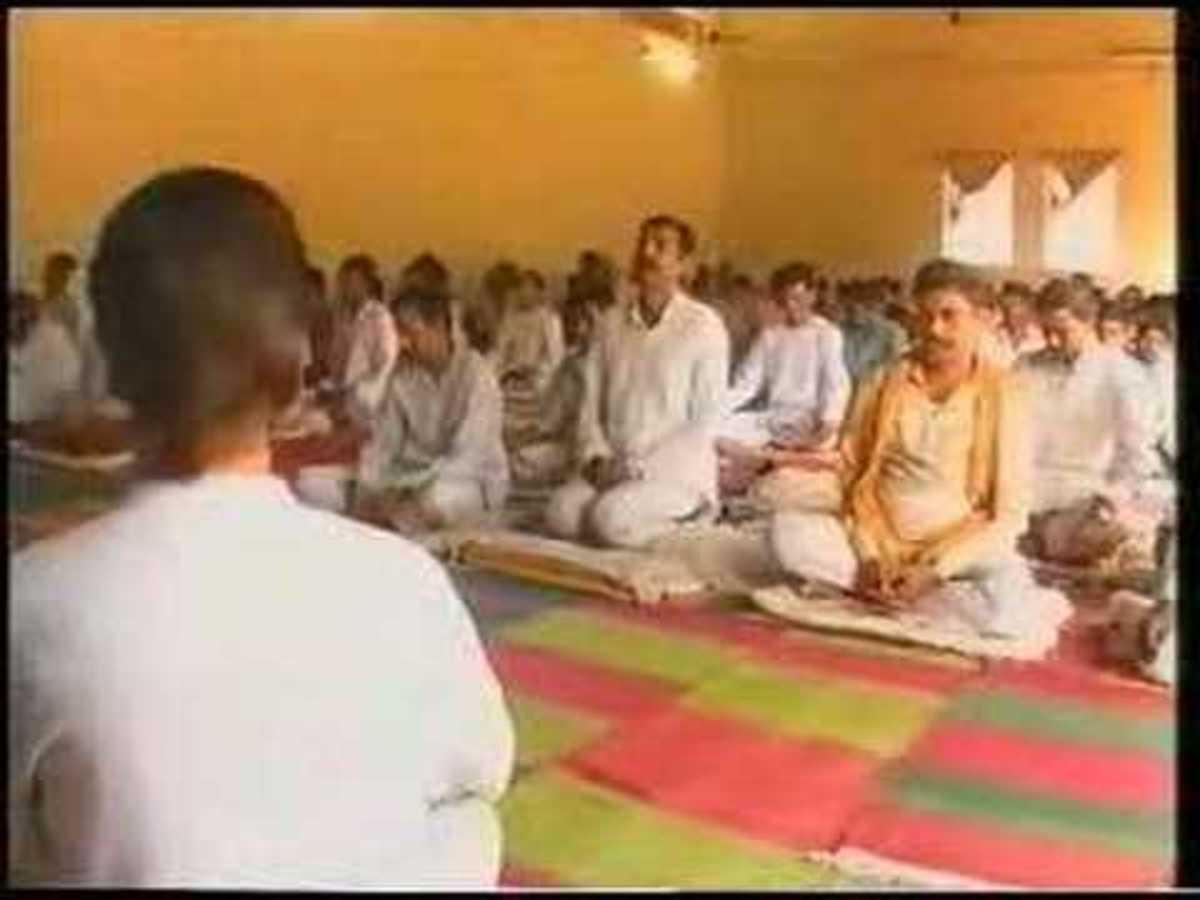 Let us Meditate Together