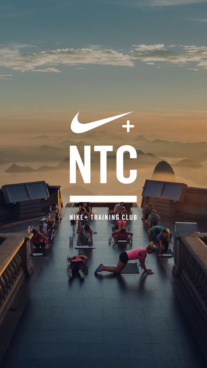 The New and Improved Nike Training Club.  Get Fit for Free!