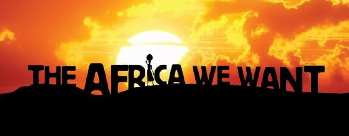 New African Men With New Ideas of an Autonomous African Freedom, is what should be the goal for Africa