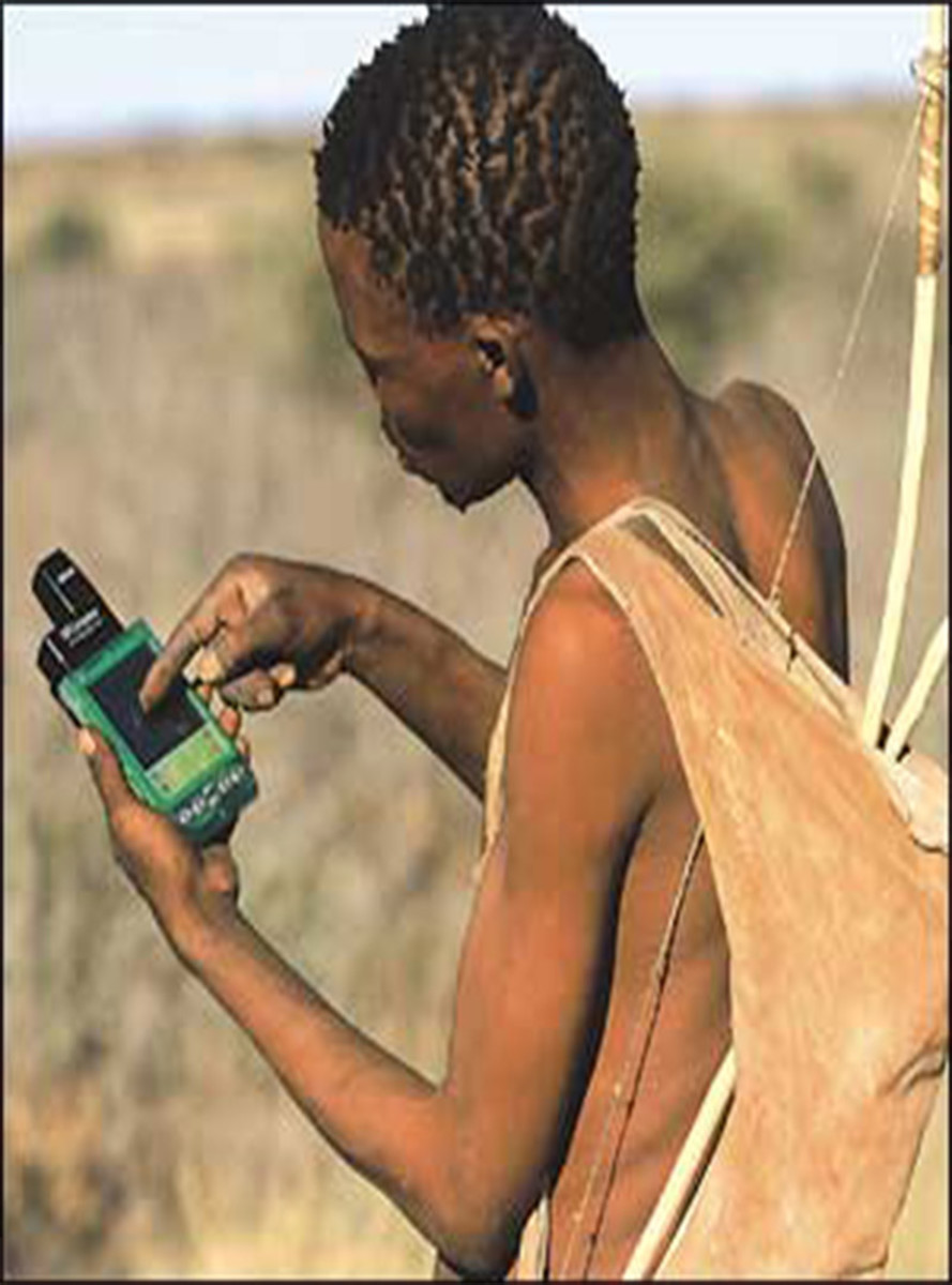 Technology reaches far and wide, and yet, still, it is serving the interest of big business and not those of Poor Africans