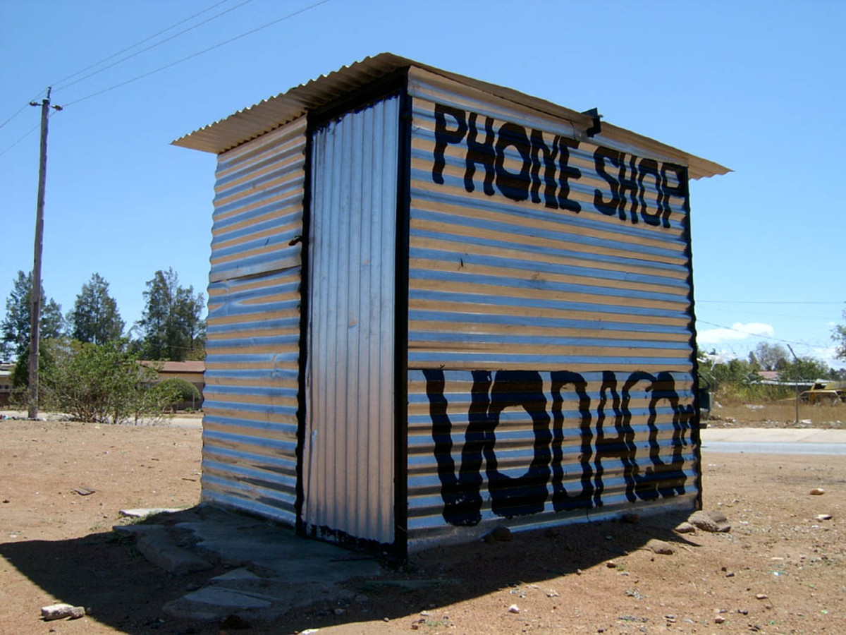 Is the Mobile phone revolution' in Africa really for Everybody