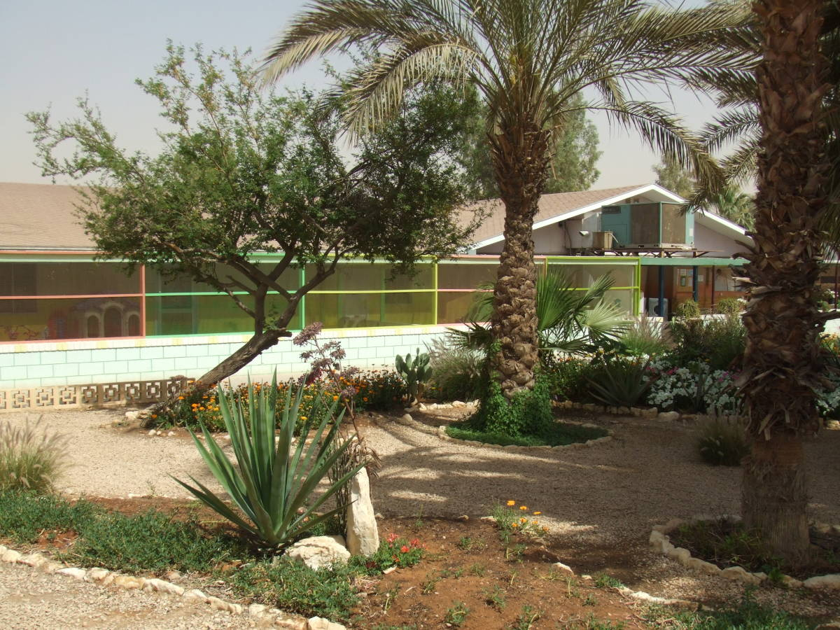 Living on a western compound in Saudi