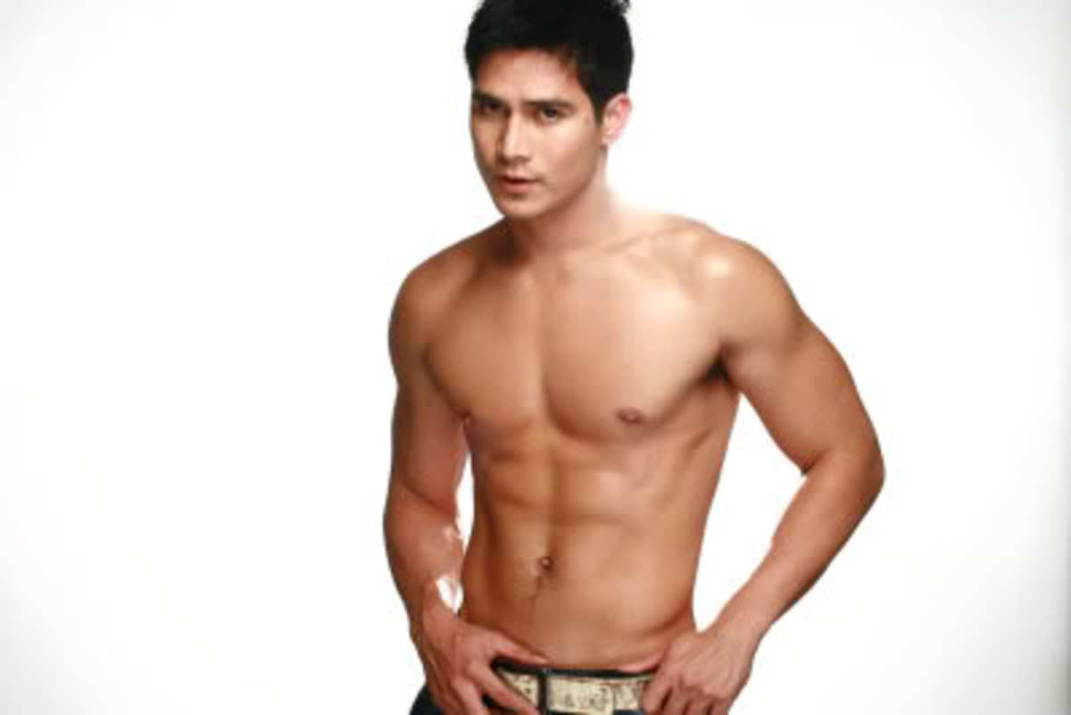 Sexiest Filipino Men - Sexiest Men in the Philippines