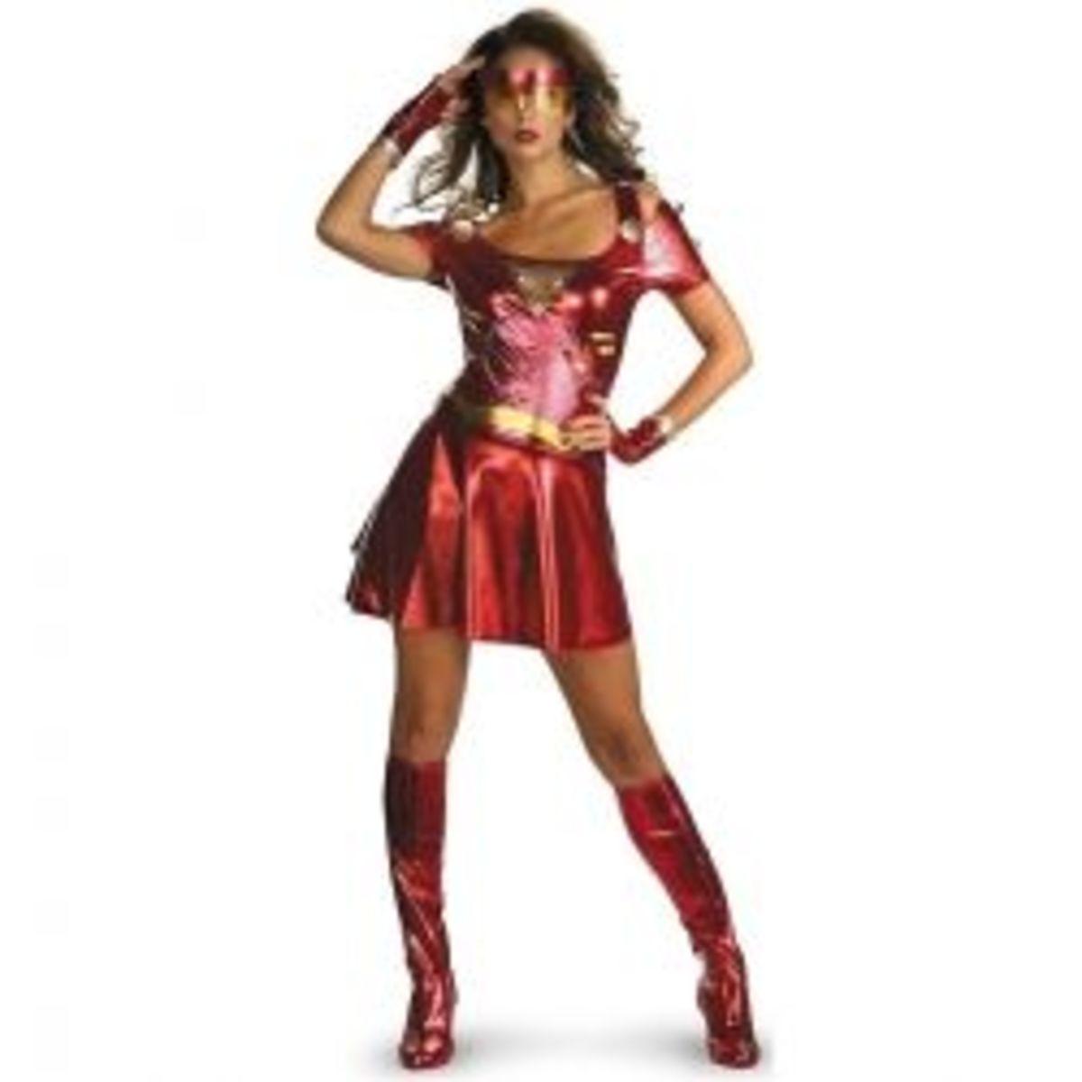 Ironette Sassy Costume