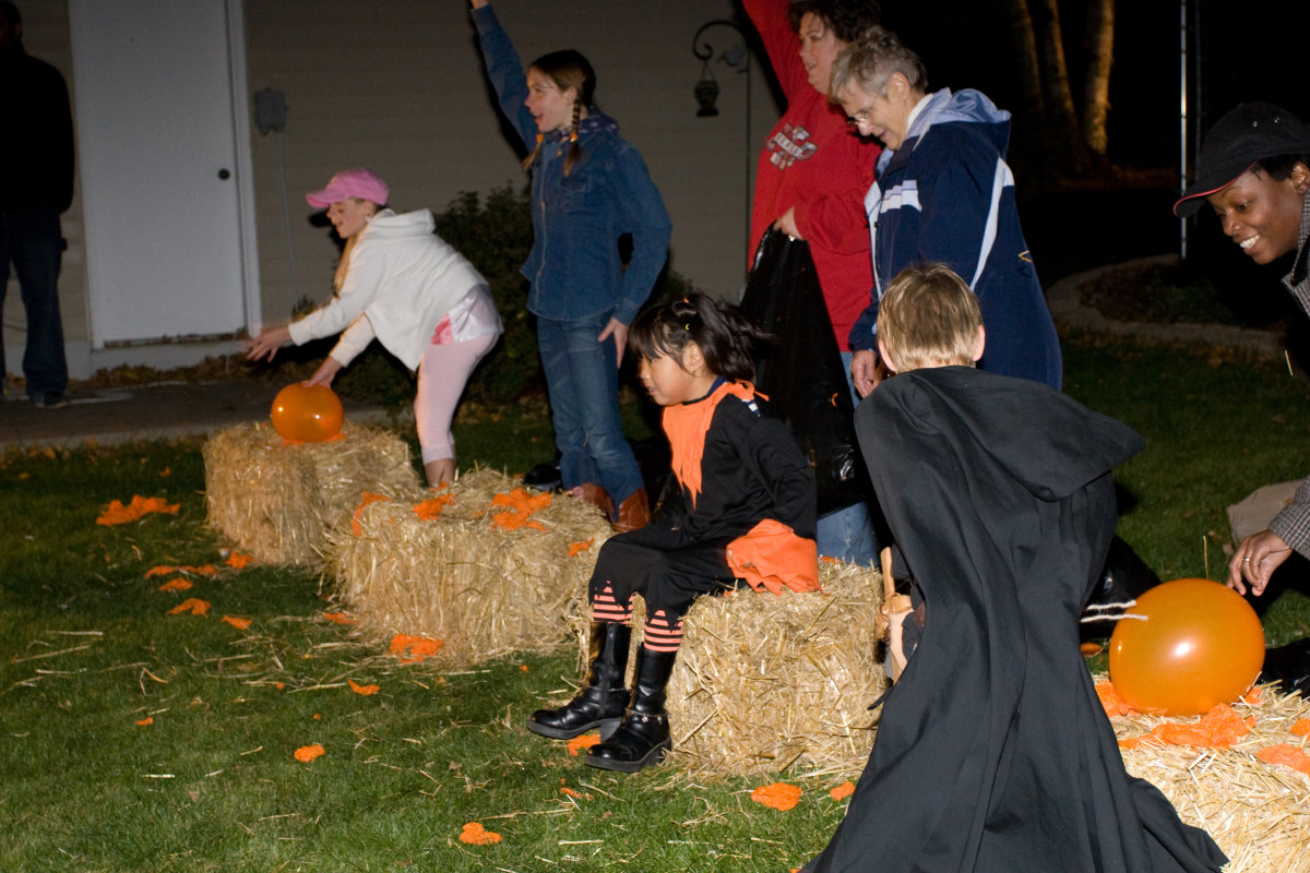 Halloween Parties for Kids