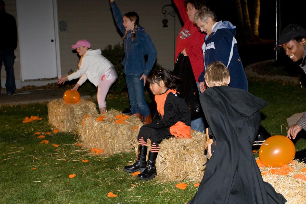 Halloween Parties for Kids