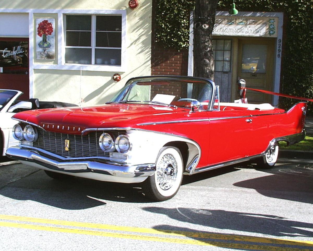 1960 Belvedere