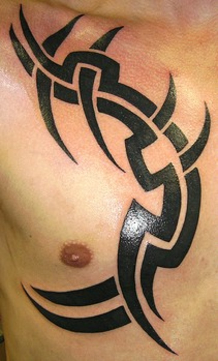 Centipede - Tribal Tattoo