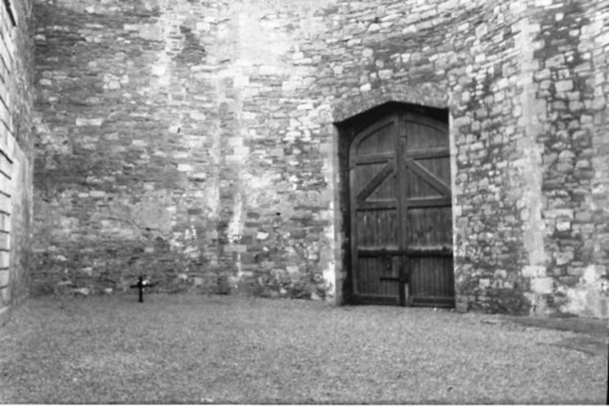 Shot in Kilmainham Jail