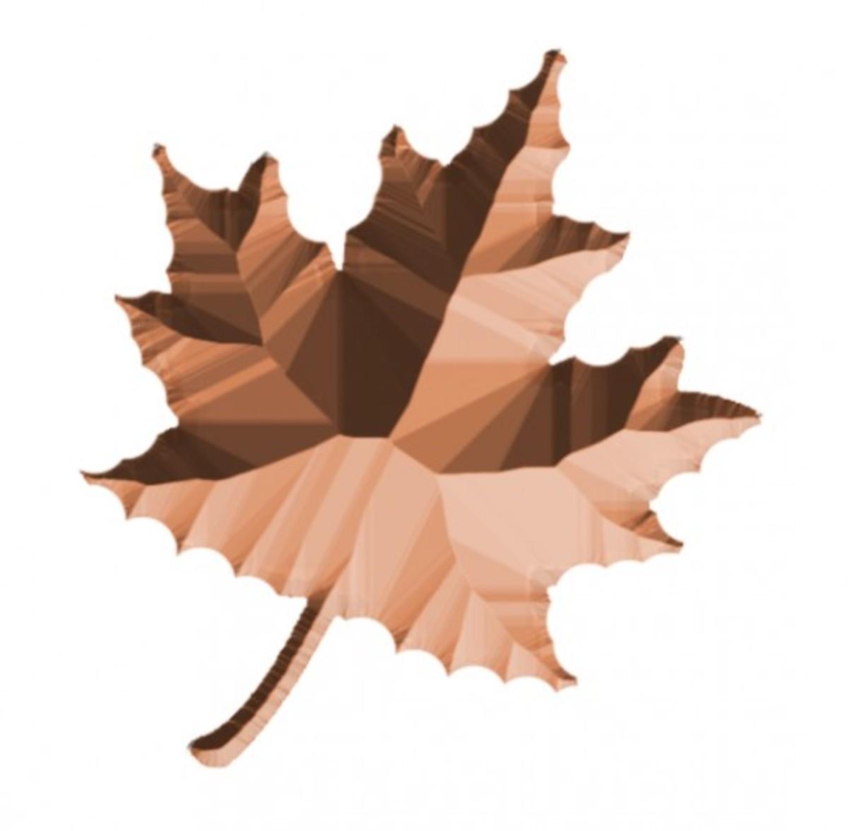Textured foliage 3.