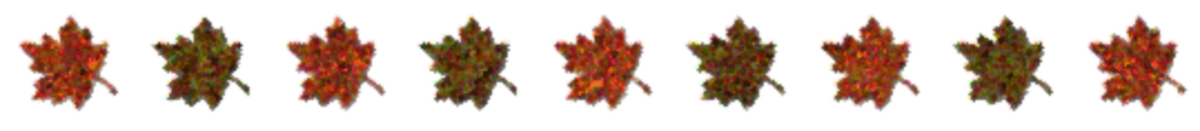 Autumn Leaves Clipart Border Free
