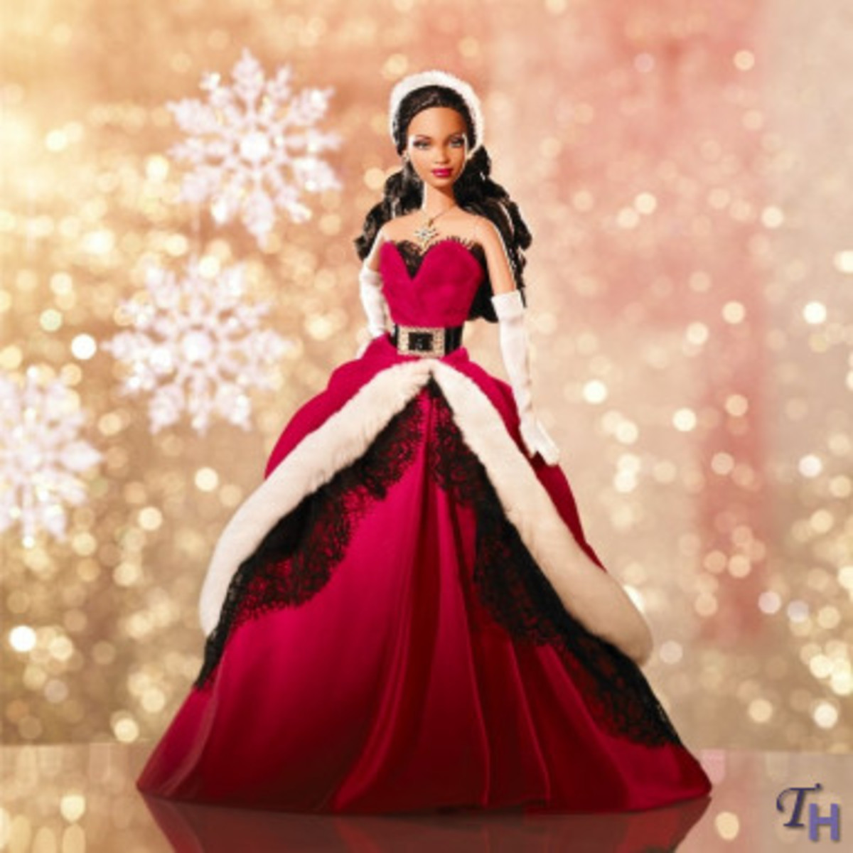 2007 Happy Holidays Barbie