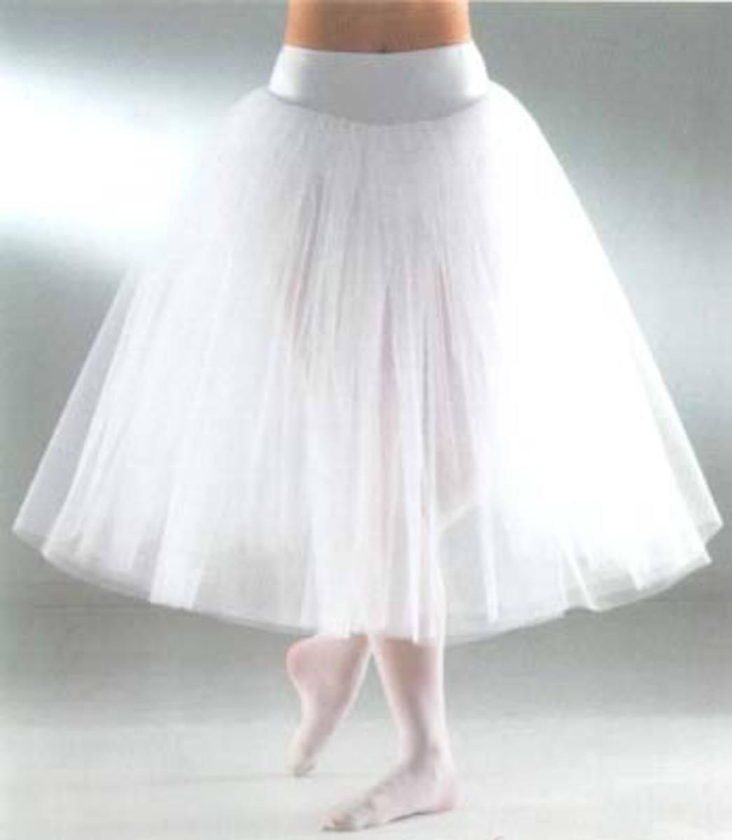Read more.  Шьем пышную юбку для девочки pettiskirt без выкроек.