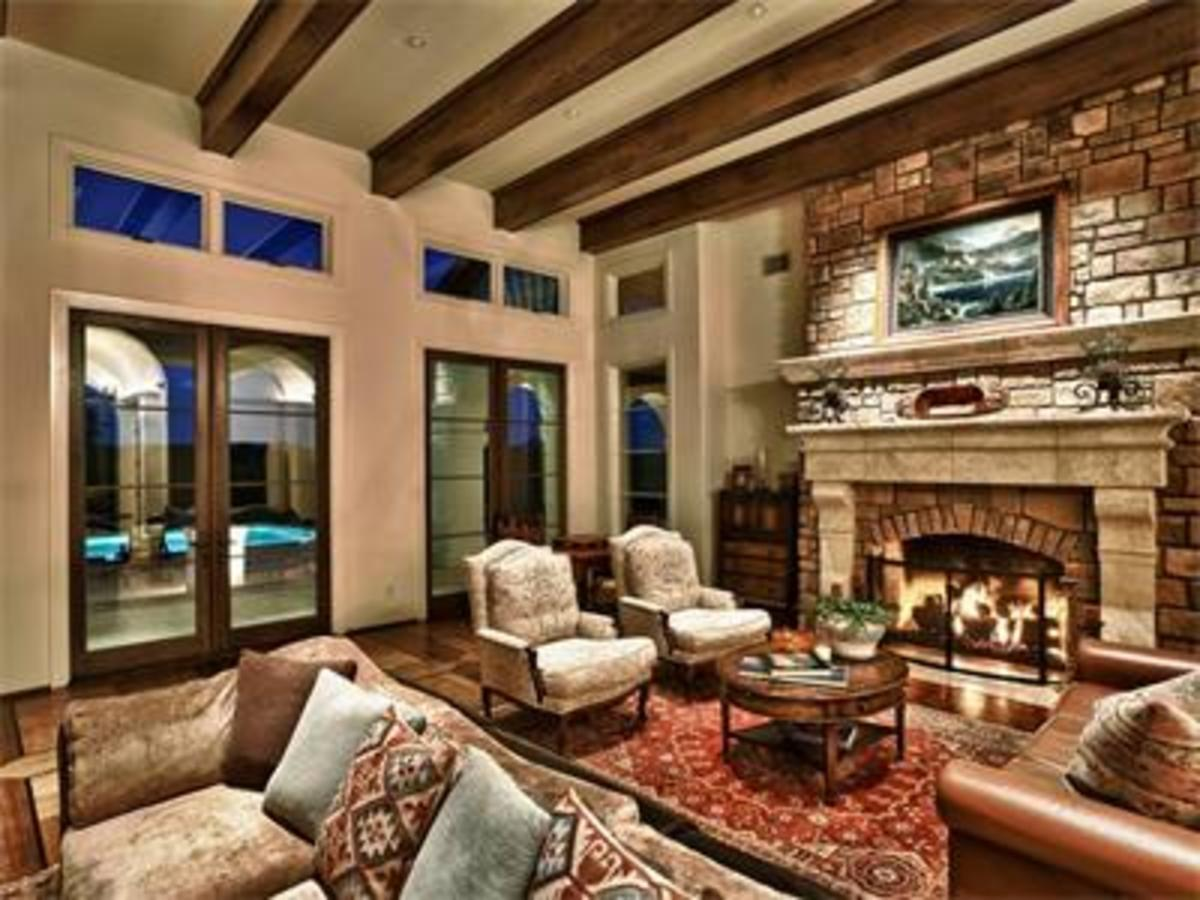 Wood Beam Ceiling Ideas