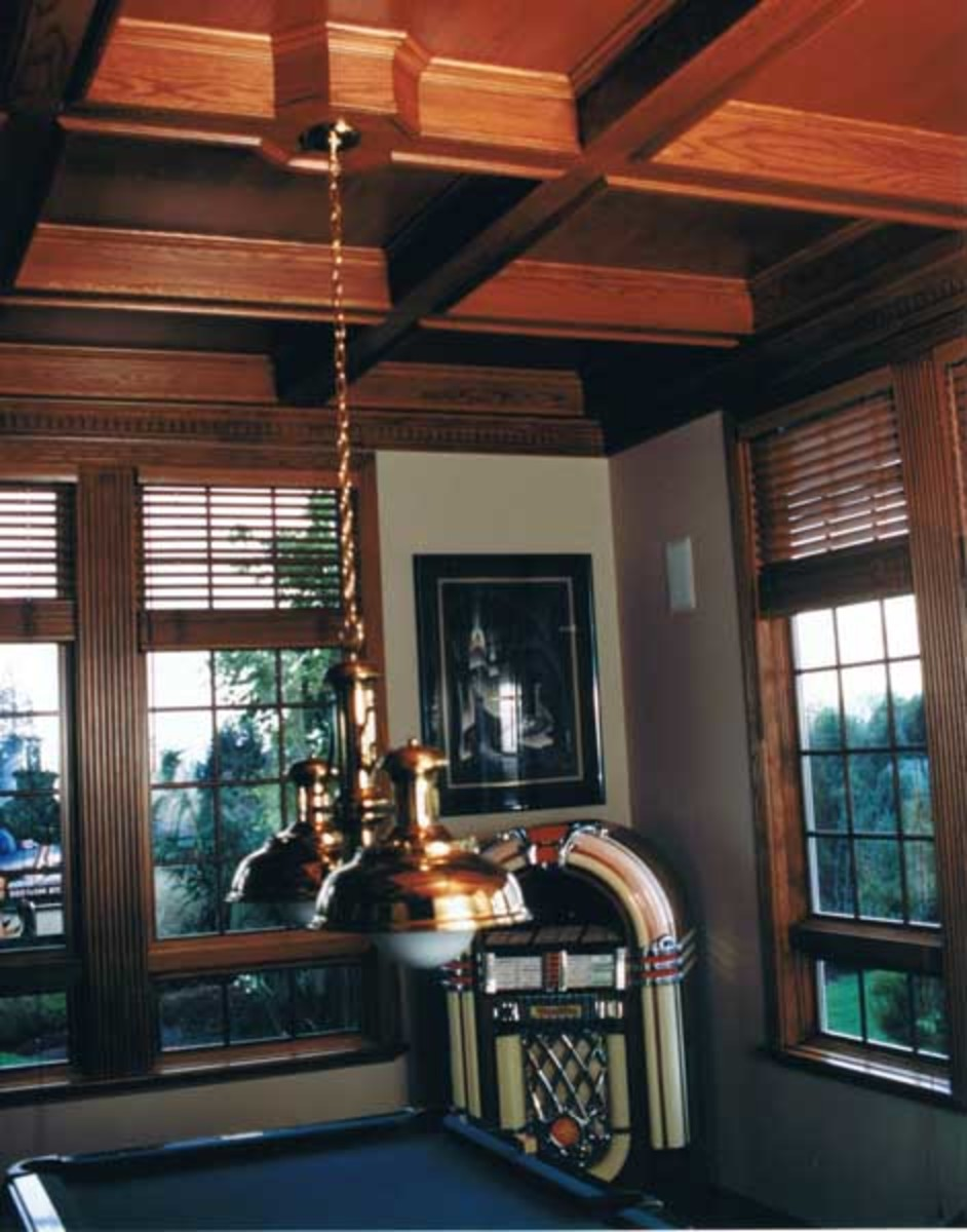 Wood Ceiling Design Ideas