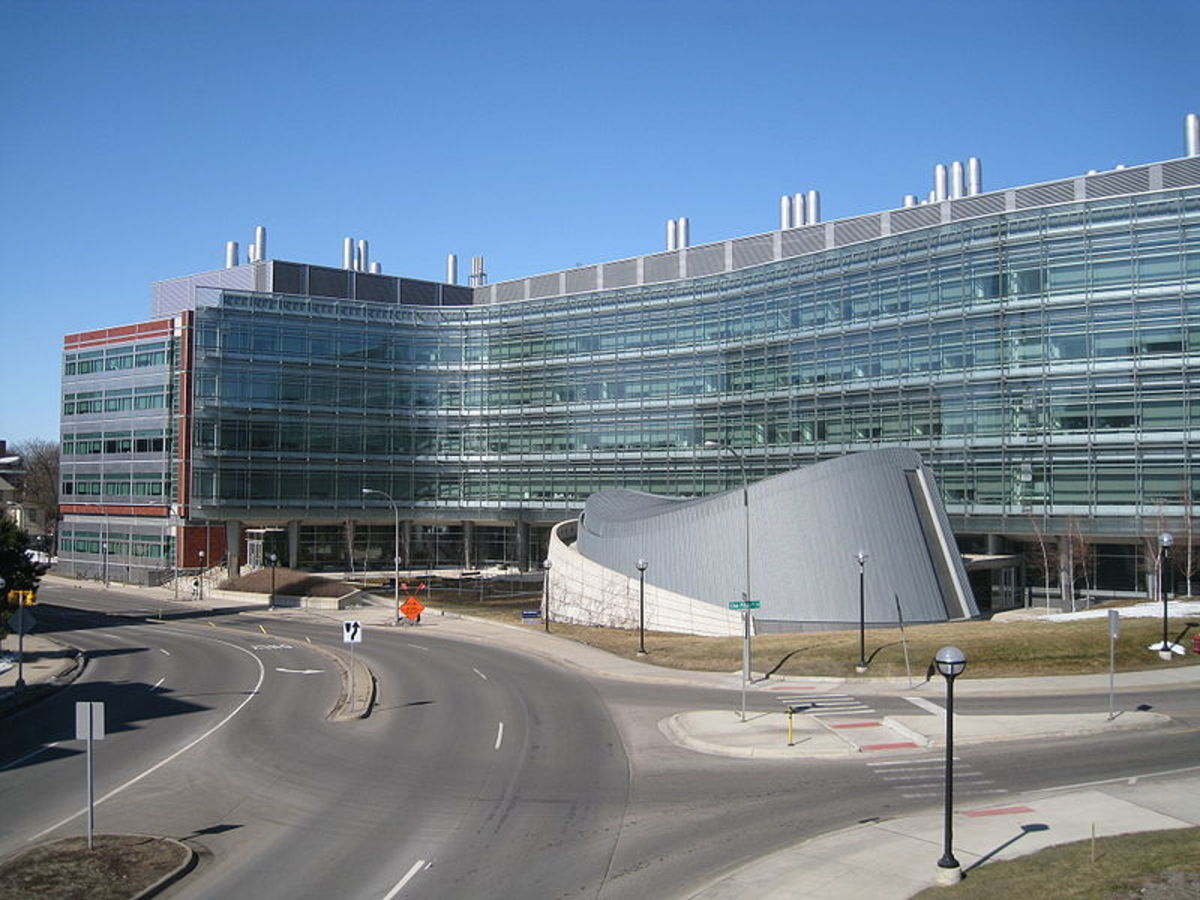 Biomedical Science Center, University of Michigan, 2010.