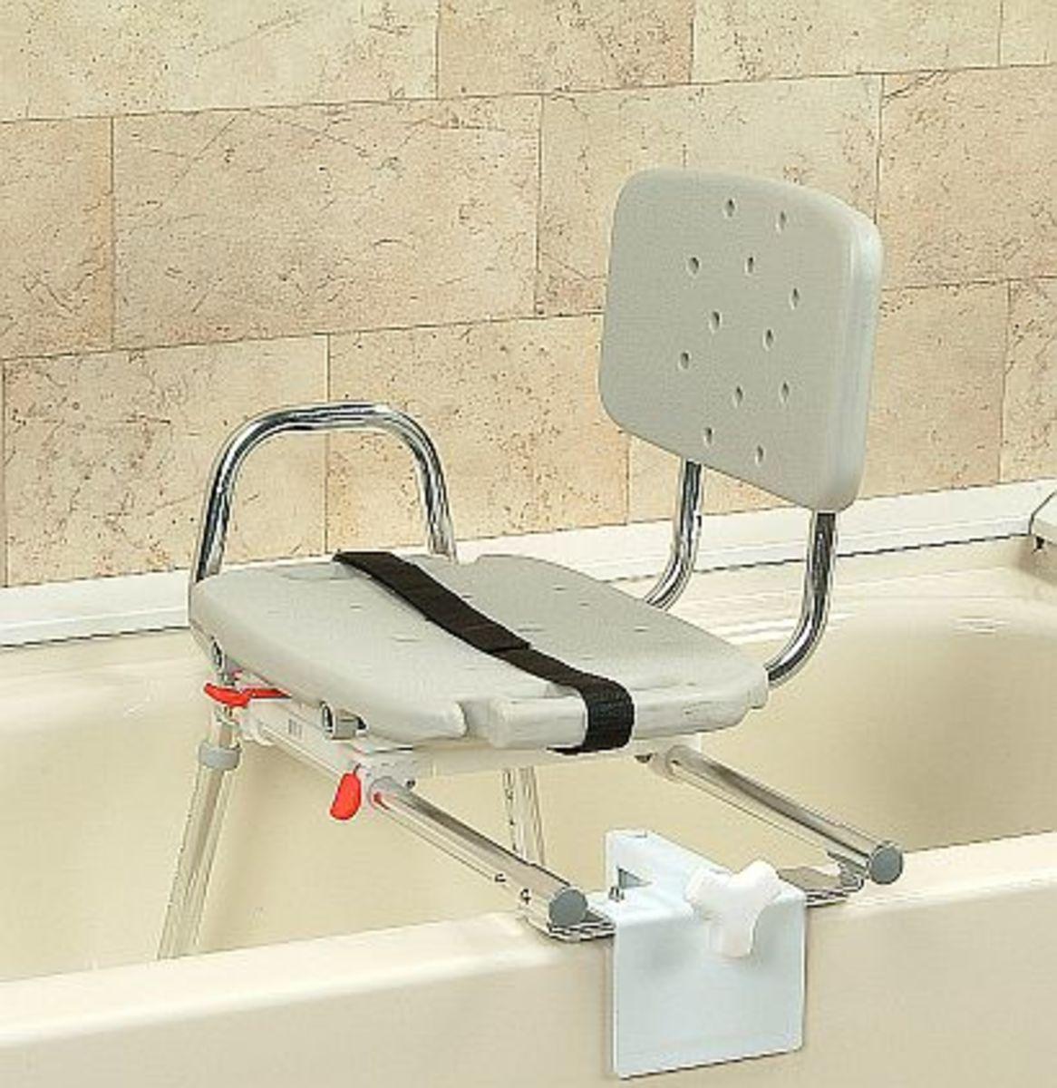 Bath Transfer Bench