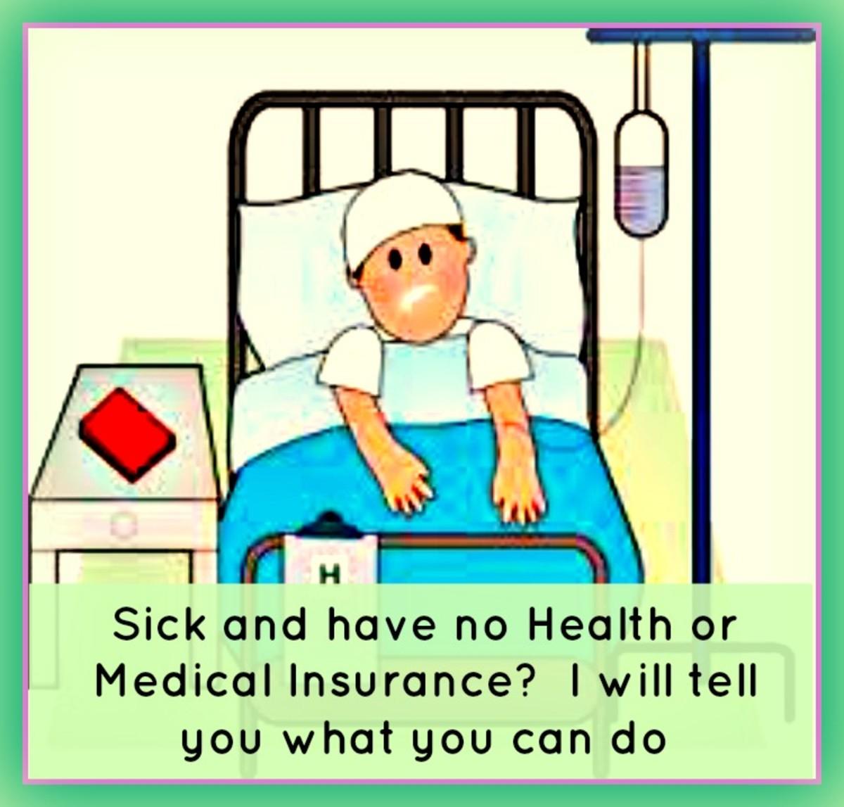how to make sick go away