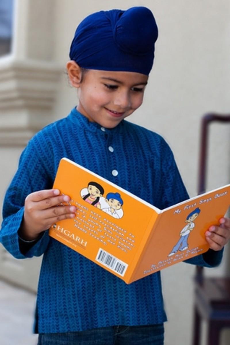 Learn to speak punjabi books online