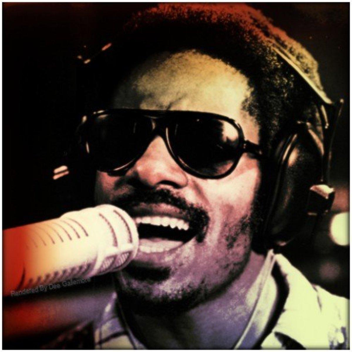 Stevie Wonder - 1970s