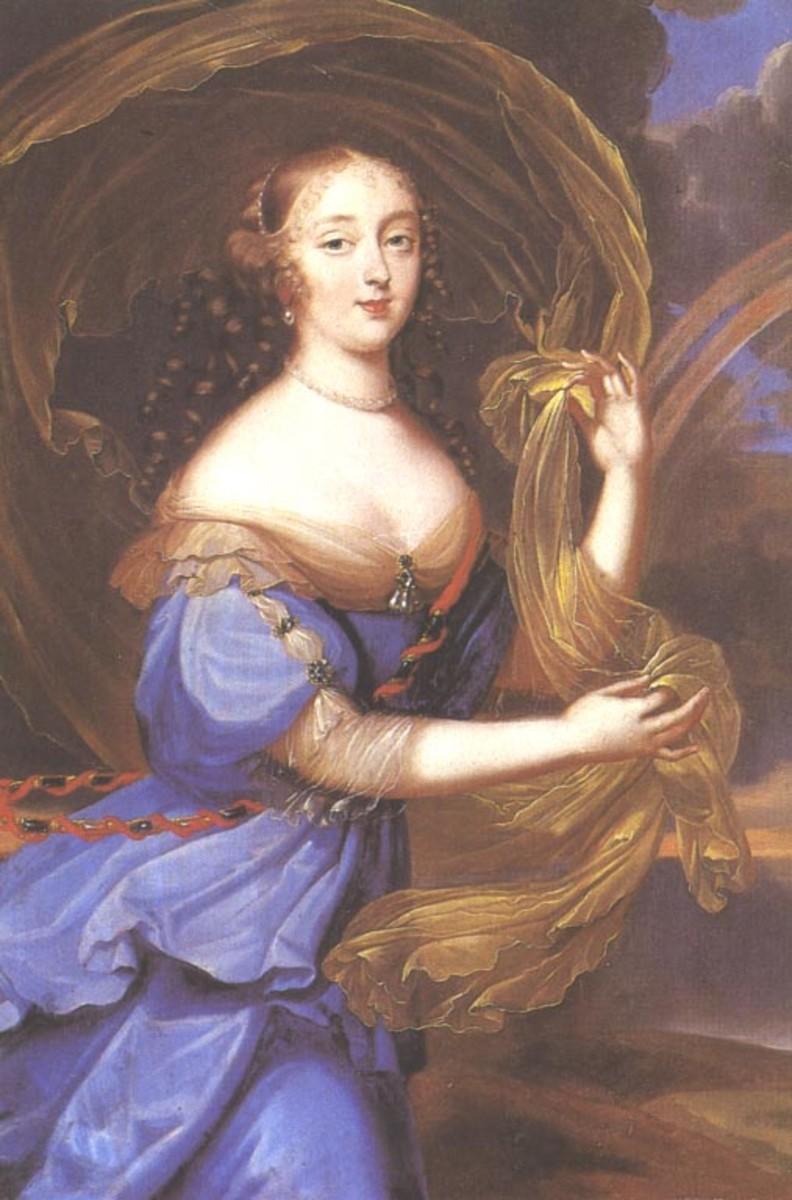 MADAME DE MONTESPAN (FRANCOISE ATHENAIS)