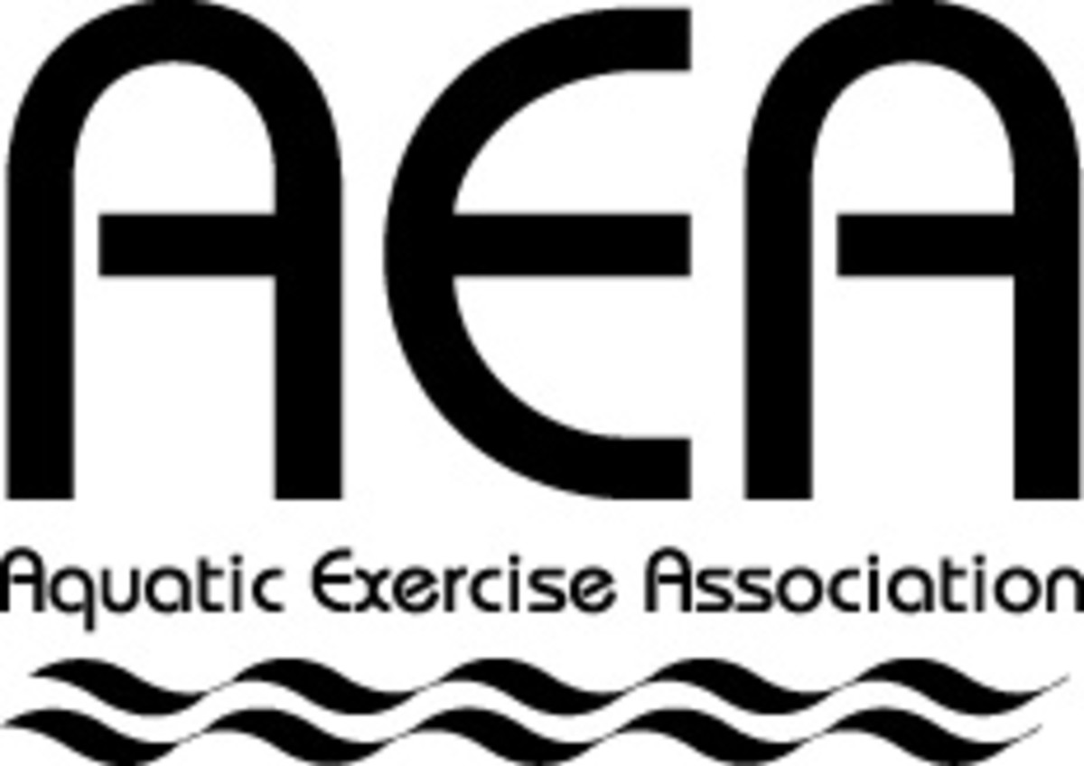 AEA is an internationally recognized organization, incorporated in 1984 and committed to education and training of aquatic exercise.