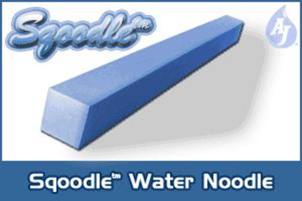 Sqoodle - A Square Water Noodle