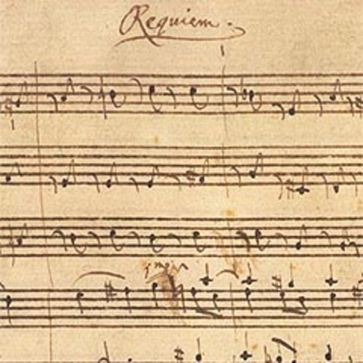 Mozart's Requiem - A Brief History