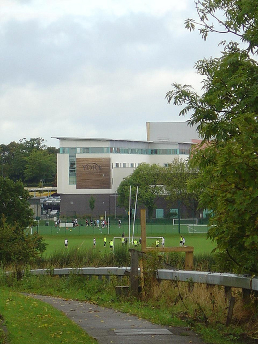 York College, Bishopthorpe