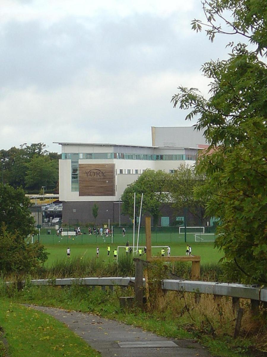 York College, Bishopthorpe