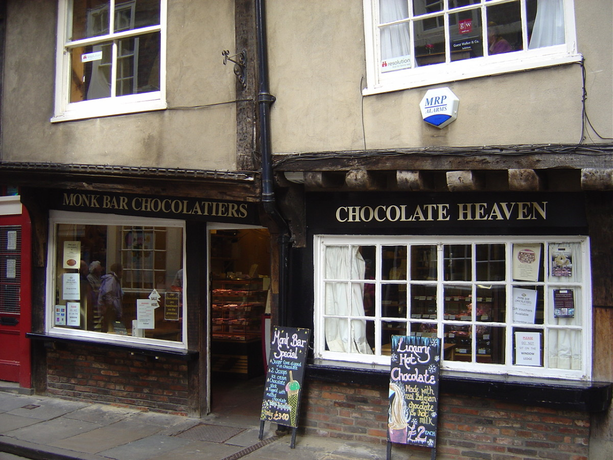 Chocolate Heaven, York