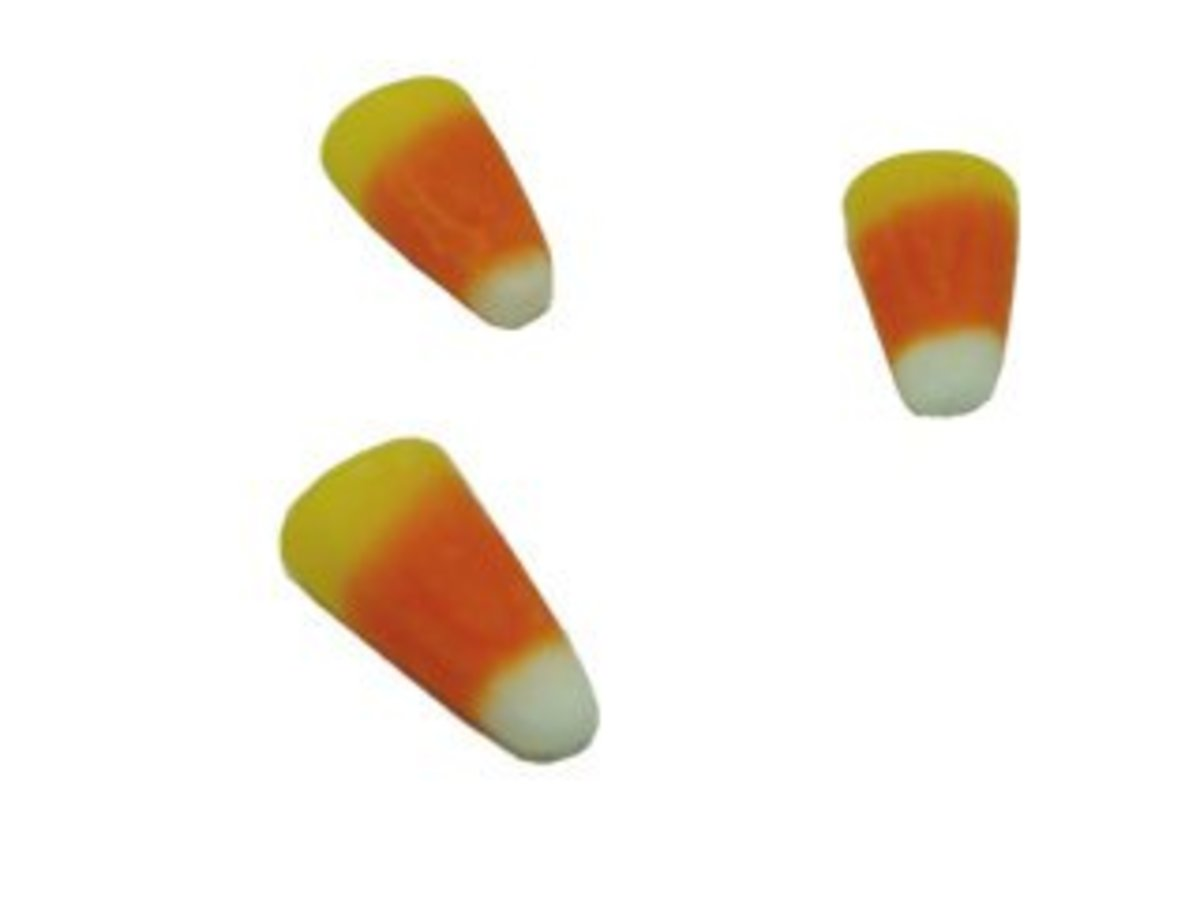 October 30 is National Candy Corn Day.