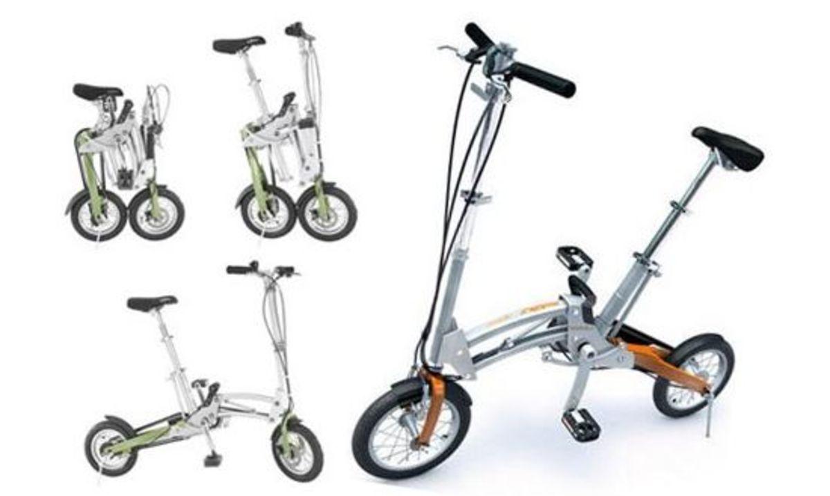 Mobiky folding bike