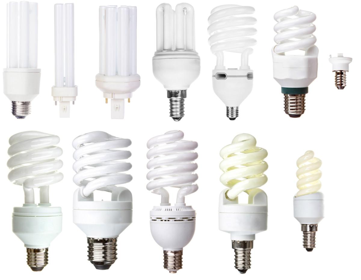 Understanding the Compact Fluorescent (CFL) Lamp - Bulb, Light & Heat