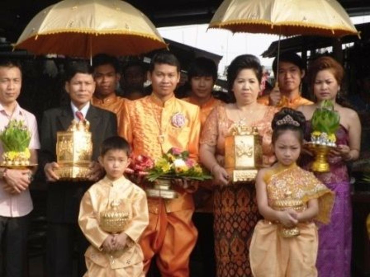 Khmer wedding Cambodia