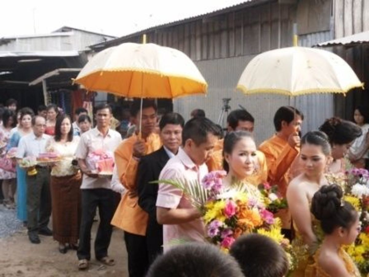 The March of the Grrom to the Bride's House