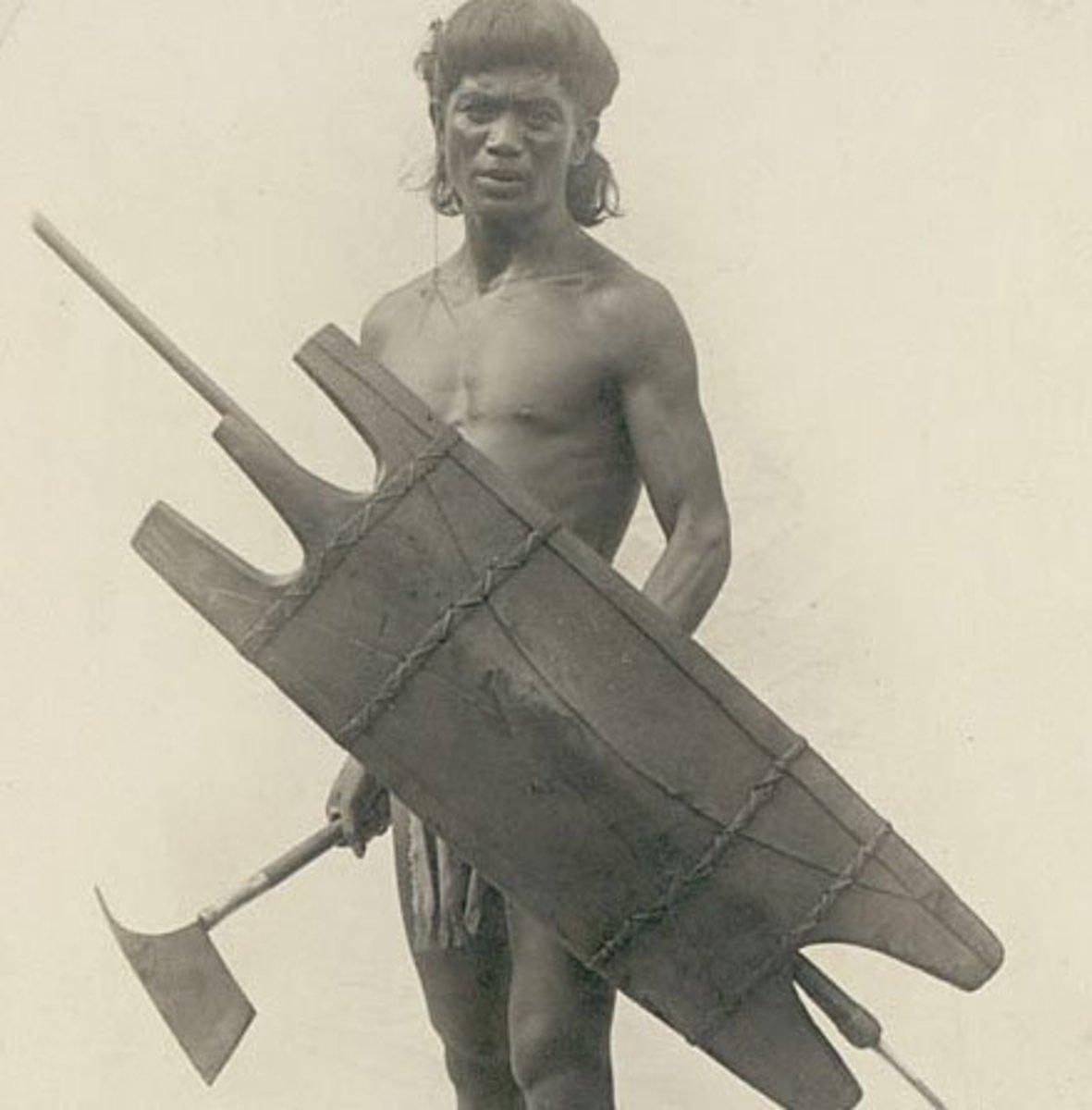 Igorot Warrior